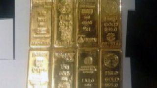 Delhi: 16 Kgs Gold Recovered From Six Passengers At IGI Airport   दिल्ली: एयरपोर्ट से 16 किलो सोना बरामद, डायपर और तौलिए में छिपाकर ले जा रहे थे