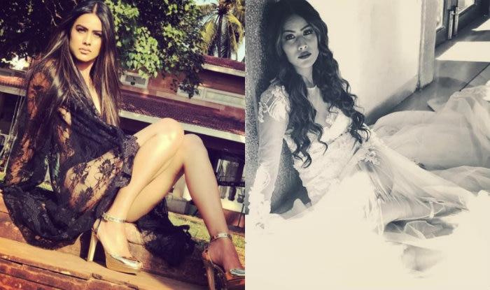 Jamai Raja actress Nia Sharma's latest photoshoot is mercurial hot!