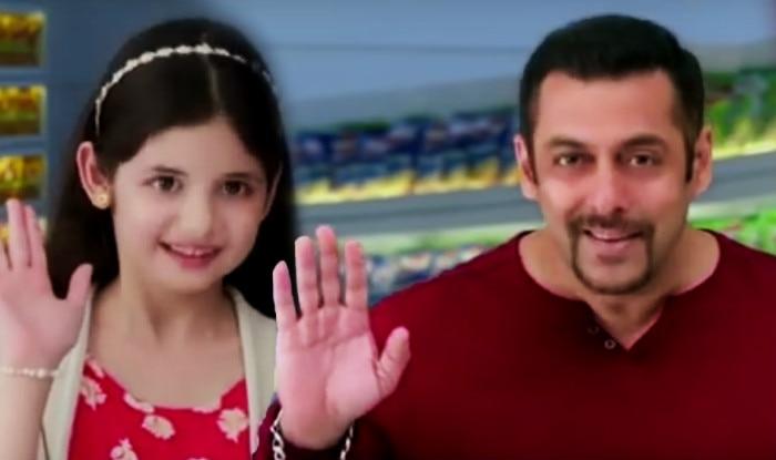 Salman Khan & Harshaali Malhotra's ad is as silly as it gets! Watch video