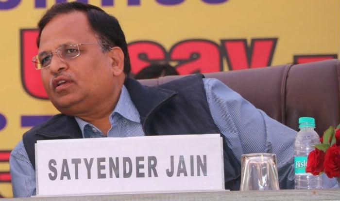 ACB registers FIR against AAP Minister Satyendra Jain in PWD scam