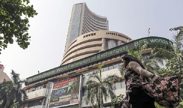 Sensex, Nifty go green