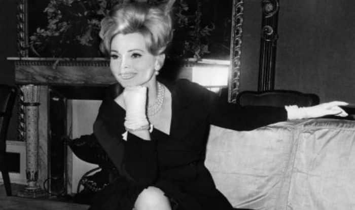 Hollywood legend Zsa Zsa Gabor dead at 99