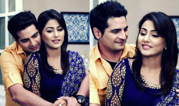 Yeh Rishta Kya Kehlata Hai actor Hina Khan has a special message for co-star Karan Mehra!