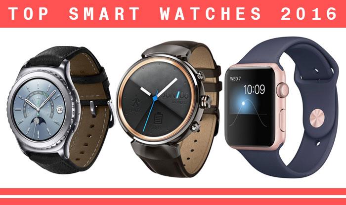 Top Smartwatches of 2016: Asus Zenwatch 3, Motorola Moto 360, Apple Watch, Samsung Gear S3 & Fossil Q
