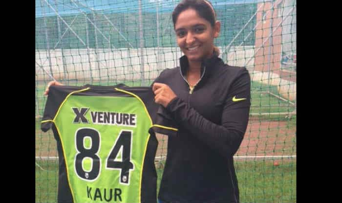 Women's Big Bash League: India's Harmanpreet Kaur Extends Stint With Sydney Thunder