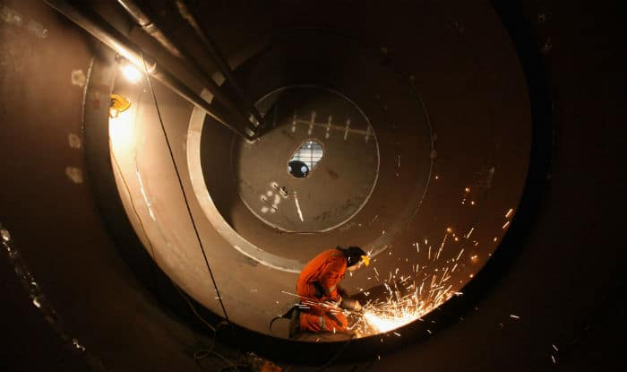 India's Industrial Output Growth Slips to Dismal 19-month Low at 0.5%