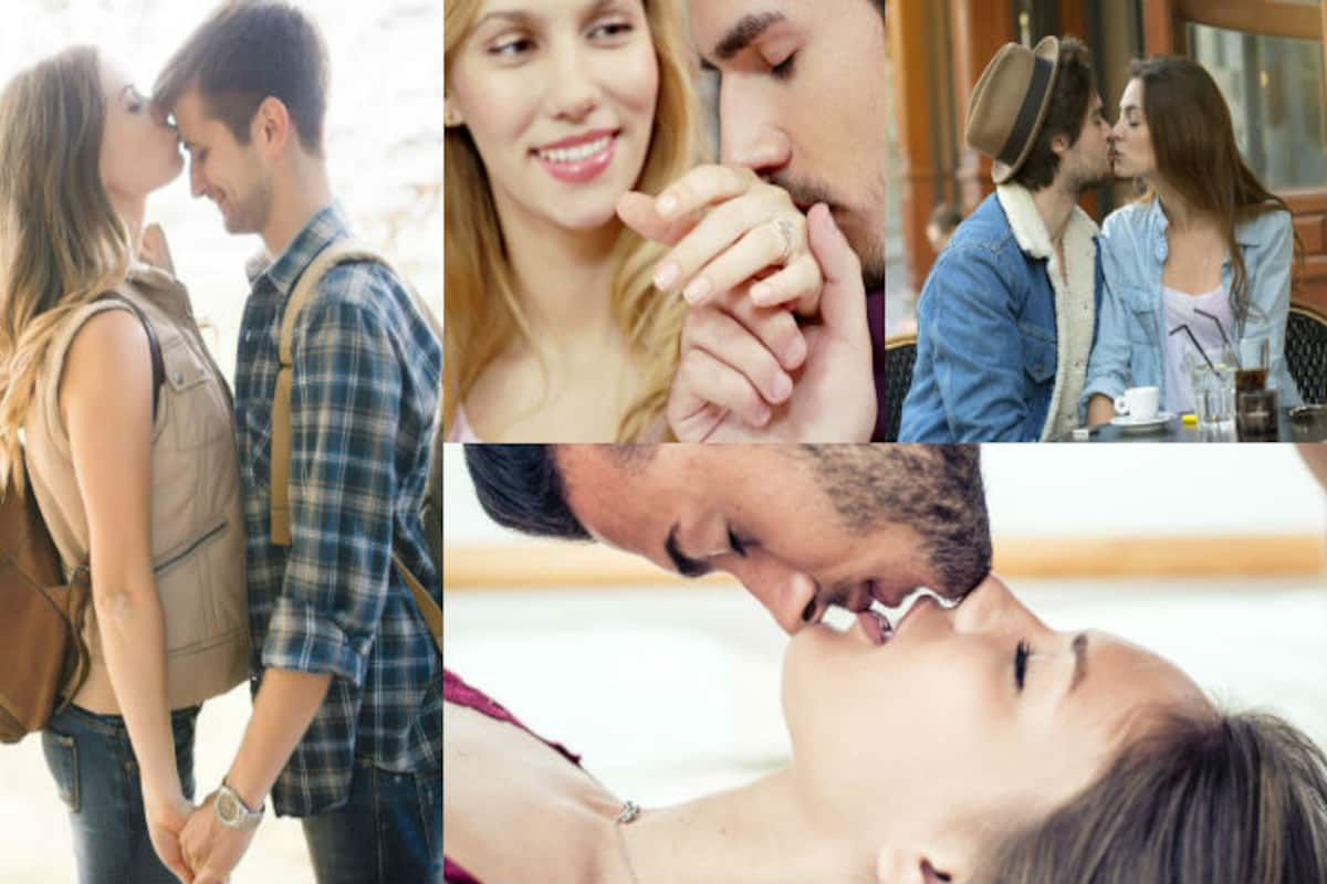 Passionate kiss meaning