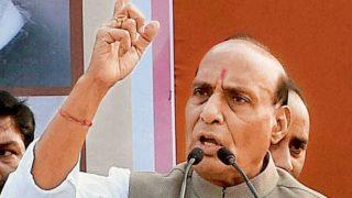 Kerala: RSS worker killed, Home Minister Rajnath Singh spoke to CM Pinarayi Vijayan | केरल में RSS कार्यकर्ता की हत्या, गृहमंत्री राजनाथ सिंह ने की सीएम से बात