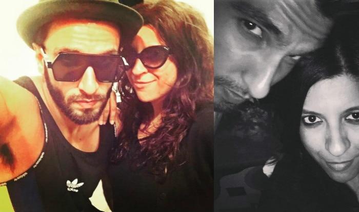 Did You Know: Zoya Akhtar fell in love with Befikre Ranveer Singh 15 years ago!!!