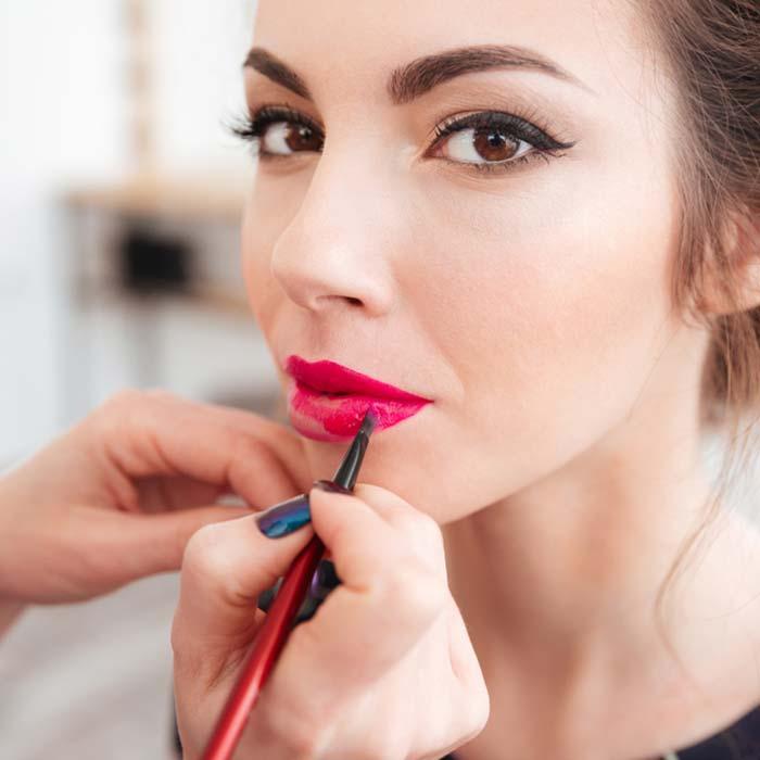 Remove make-up at night
