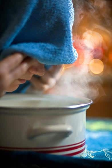 Use steam