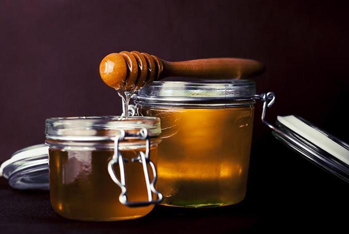 Honey and milk pore strips