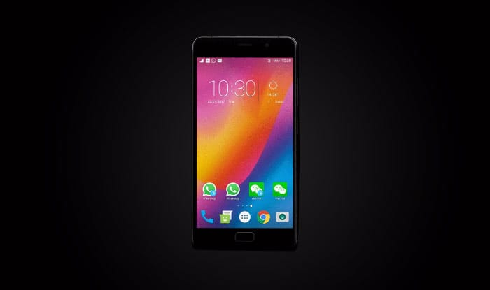 Lenovo P2 with 5100mAh battery and dual-app support, set to