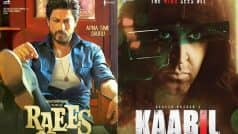 Raees Vs Kaabil: Will Shah Rukh Khan's mega stardom mask Hrithik Roshan's promising performance?