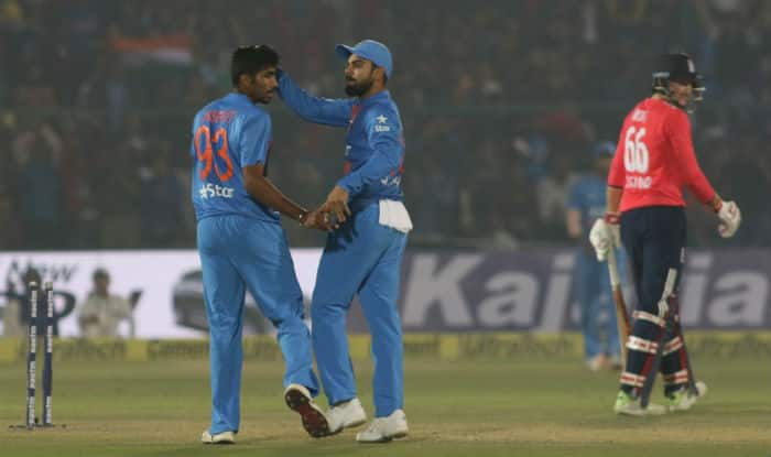 Virat Kohli, Jasprit Bumrah Continue to Lead ICC T20I Player Rankings, Ish Sodhi Breaks Into Top 10 For The First Time