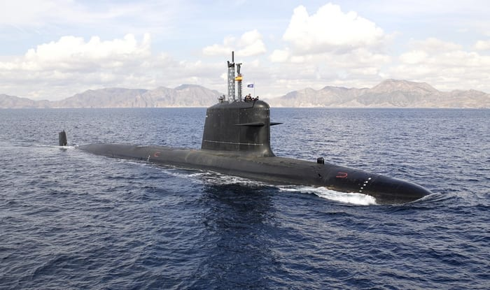 Nuclear Submarine INS Chakra's Sonar Dome Damaged, Russian Team Arrives in Vizag For Probe