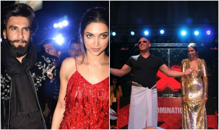 Deepika Padukone makes xXx: Return Of Xander Cage co-star Vin Diesel do Lungi Dance, beau Ranveer Singh REACTS (watch HQ videos)