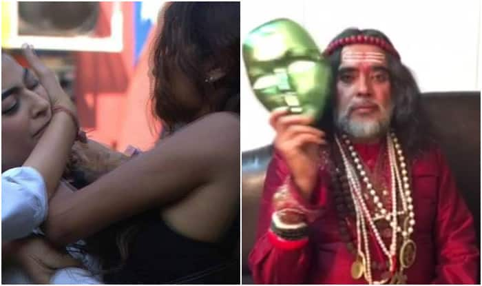 Bigg Boss 10's Om Swami gets BEATEN up live on TV, meanwhile Salman Khan threatens Lopa and Bani!
