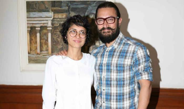 Dangal star Aamir Khan forced wife Kiran Rao to sing for a music video and the reason is simply adorable!