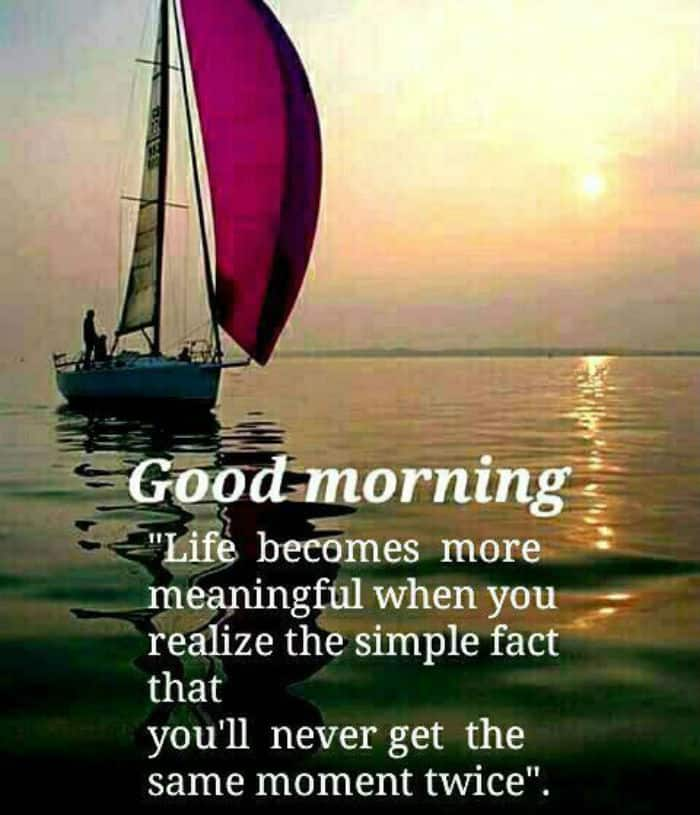 Good morning WhatsApp inspirational pictures