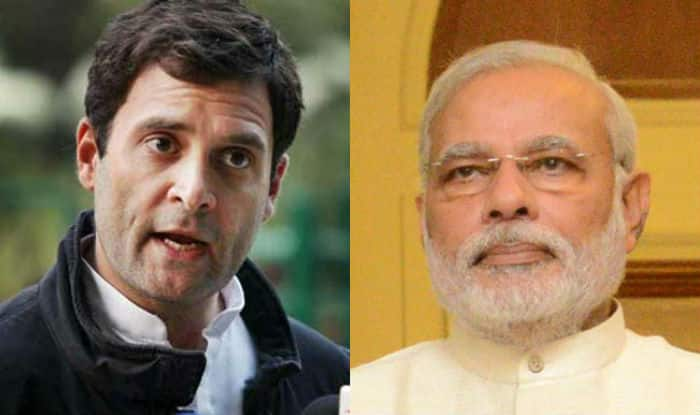 Rahul Gandhi Takes a Dig at Narendra Modi After Hafiz Saeed's Release, Says PM's 'Hugplomacy' With US President Donald Trump Failed