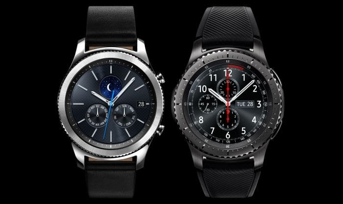Samsung launches Samsung Gear S3 smartwatch series in India for Rs 28,500