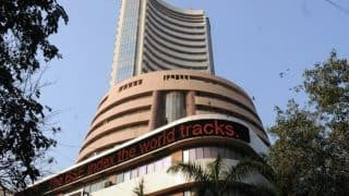 BSE Sensex opens positive on GST Bill