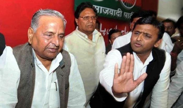Akhilesh Yadav Counters 'Pariwarwad' Charges, to Contest 2019 Lok Sabha Elections From Kannauj; Mulayam Singh From Mainpuri