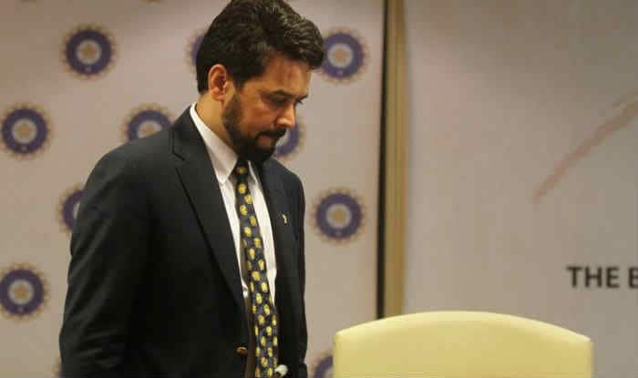 Supreme Court Accepts Former BCCI President Anurag Thakur's Apology