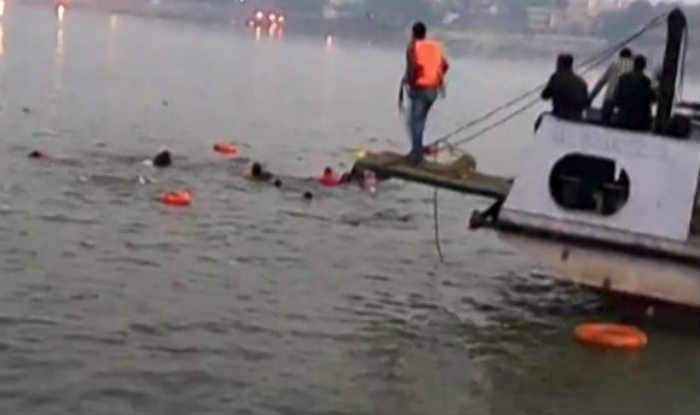 Bihar: Eight Dead as Boat Capsizes in Kosi River in Bhagalpur; Seven Rescued