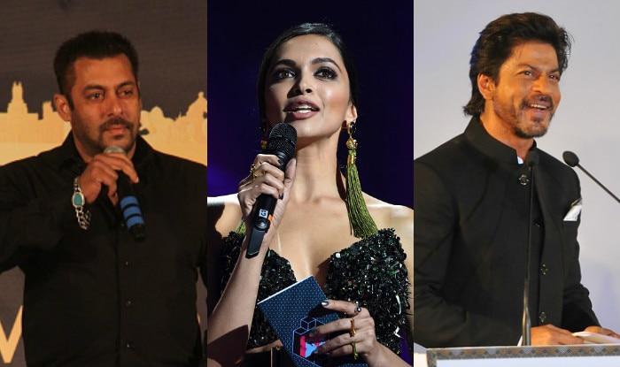 Shah Rukh Khan, Salman Khan, Deepika Padukone: What we wish Bollywood stars spoke about in their award acceptance speech! (Like Meryl Streep)
