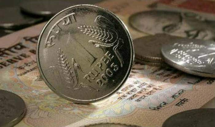 Rupee pares early gains, still higher by 28 paise at 65.41