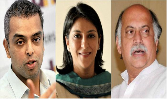 BMC Elections 2017: Old Congress rivals unite before Mumbai civic polls