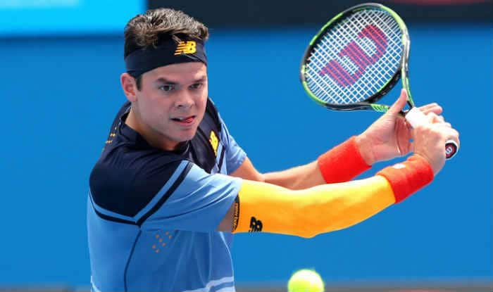 Milos Raonic Pulls Out of US Open After Injuring Wrist