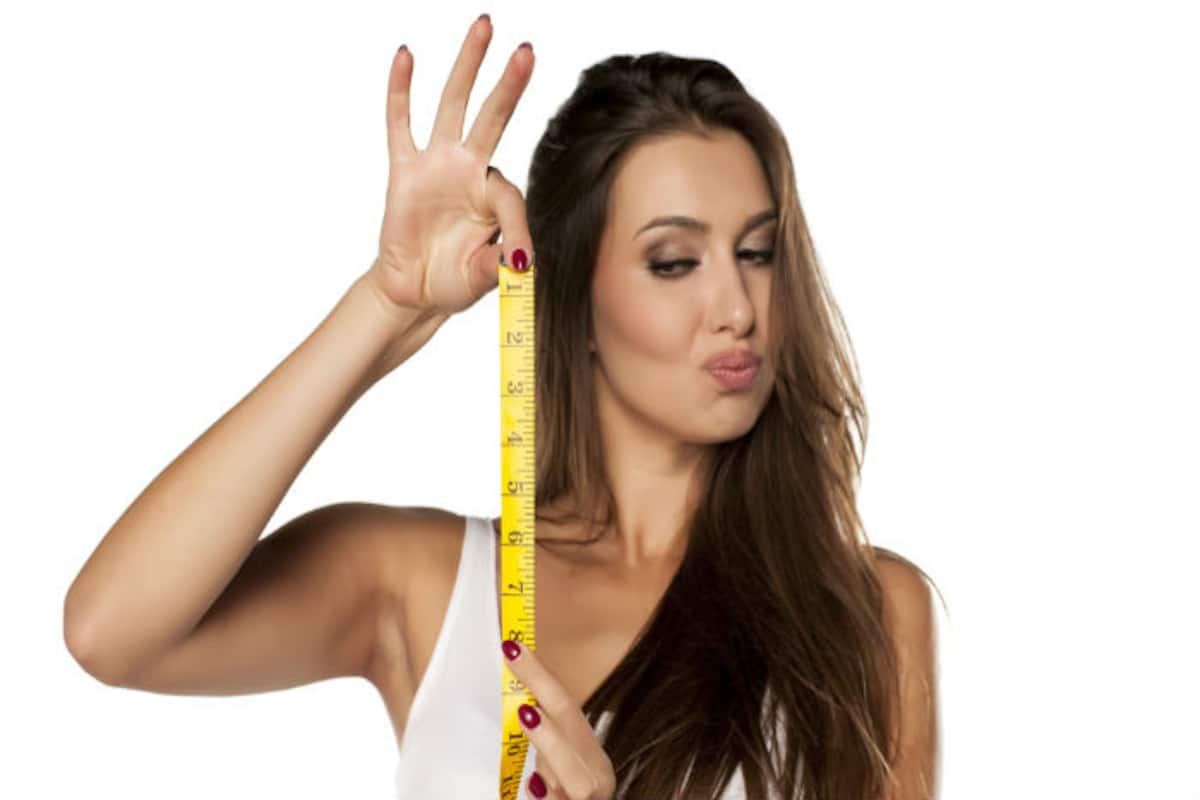 What size penis do most women want