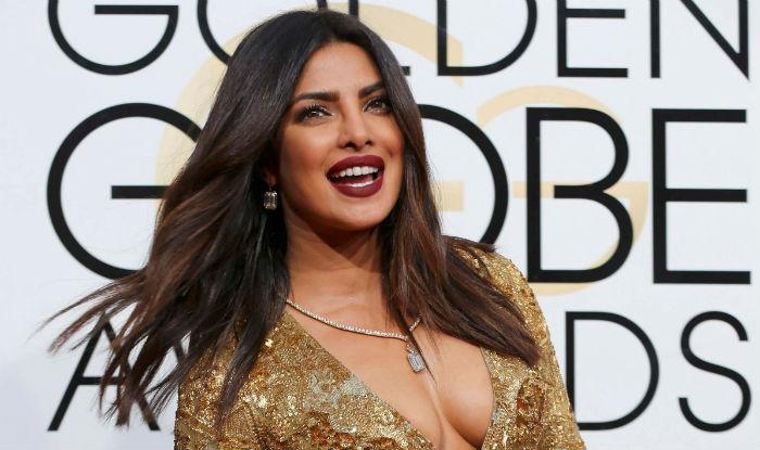 Golden Globe Awards 2017: Priyanka Chopra just knocked our socks off!
