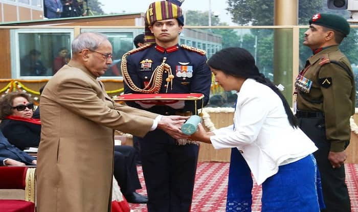 Havildar Hangpan Dada awarded Ashok Chakra posthumously on 68th Republic Day