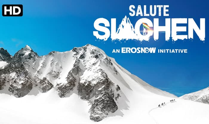 Salute Siachen: Arjun Rampal, RP Singh, Rannvijay Singh joins India's first-ever celebrity expedition to Siachen honouring the Indian Army