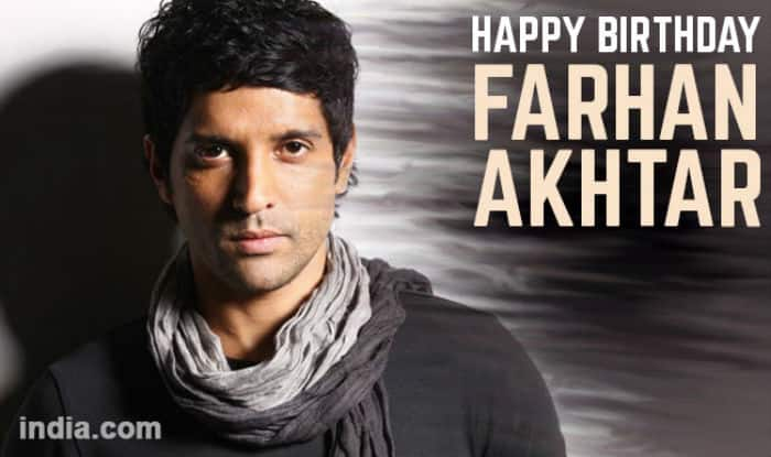 Farhan Akhtar birthday special: 4 things we love about the multi-faceted Bollywood star!