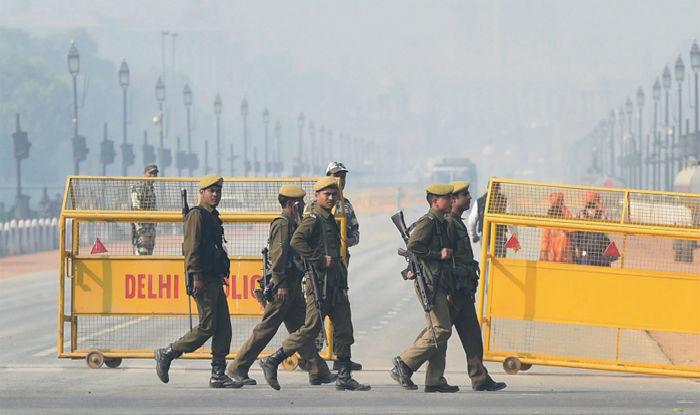 Delhi on alert after warning of Jaish terrorists.