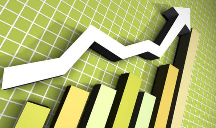 Sensex, Nifty trading in green