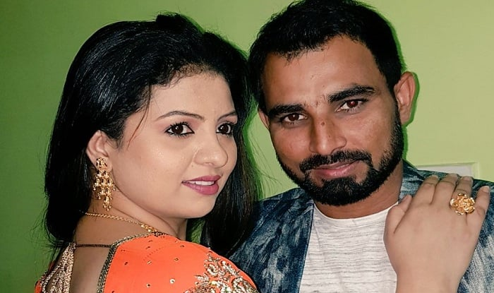 Unfazed by criticism, Mohd Shami posts another romantic picture with wife, wishes Happy New Year