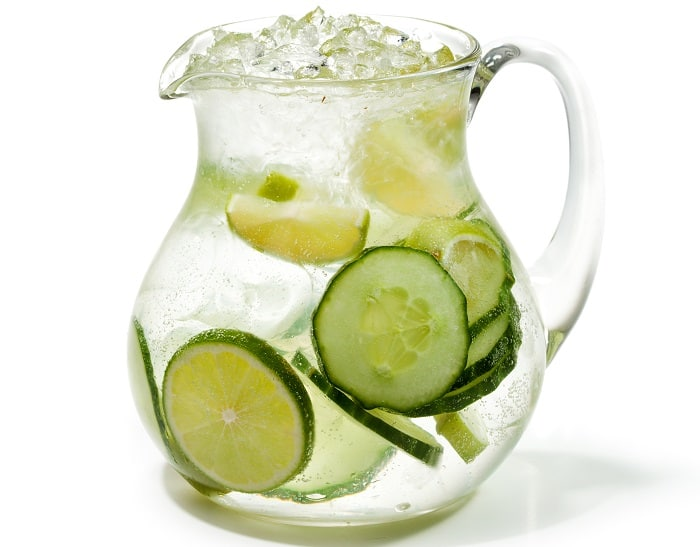 Refreshing And Nutritious Infused-Waters