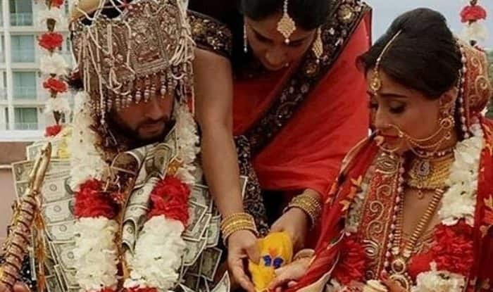 Soumya Seth and Arun Kapoor are married! See wedding pictures that are viral!