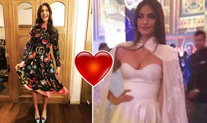 Sonam Kapoor Style File: Floral at Raees screening and a cape dress at wedding!