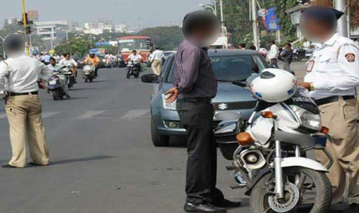 Days After New Motor Act, Man Fined Rs 23,000 by Gurugram Cops For Five Offences