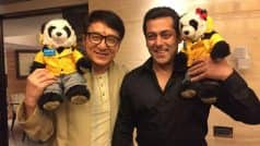 Kung Fu Yoga: Salman Khan meets Jackie Chan to give us this overload of cuteness!