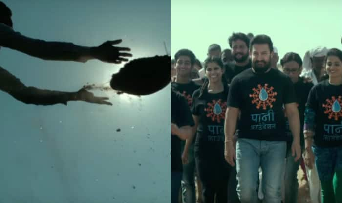 Water cup anthem: Aamir Khan's video fills your heart with hope for a drought free India