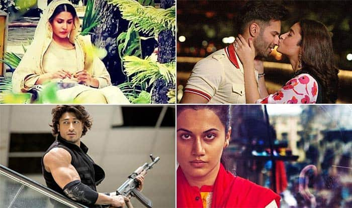Bollywood movie releases in March 2017: Commando 2, Badrinath Ki Dulhania, Trapped, Phillauri, Naam Shabana and more