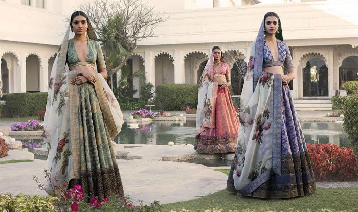 Sabyasachi's bridal Spring Couture 2017 collection is here and it is every bit amazing!
